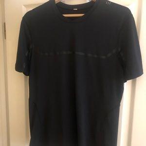 Men's athletic shirt.